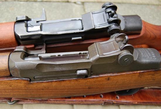 Denix M1 Garand review - Paratrooper.be