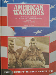 American Warriors book by Michel Detrez