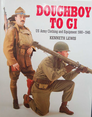 Doughboy to GI book by Ken Lewis