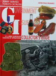 GI Collector's Guide volume 2 book by Henri-Paul Enjames