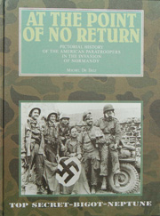 At the Point of No Return book by Michel Detrez