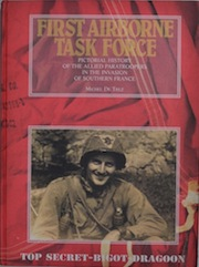 First Airborne Task Force book by Michel Detrez