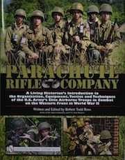 Parachute Rifle Company book by Robert Todd Ross