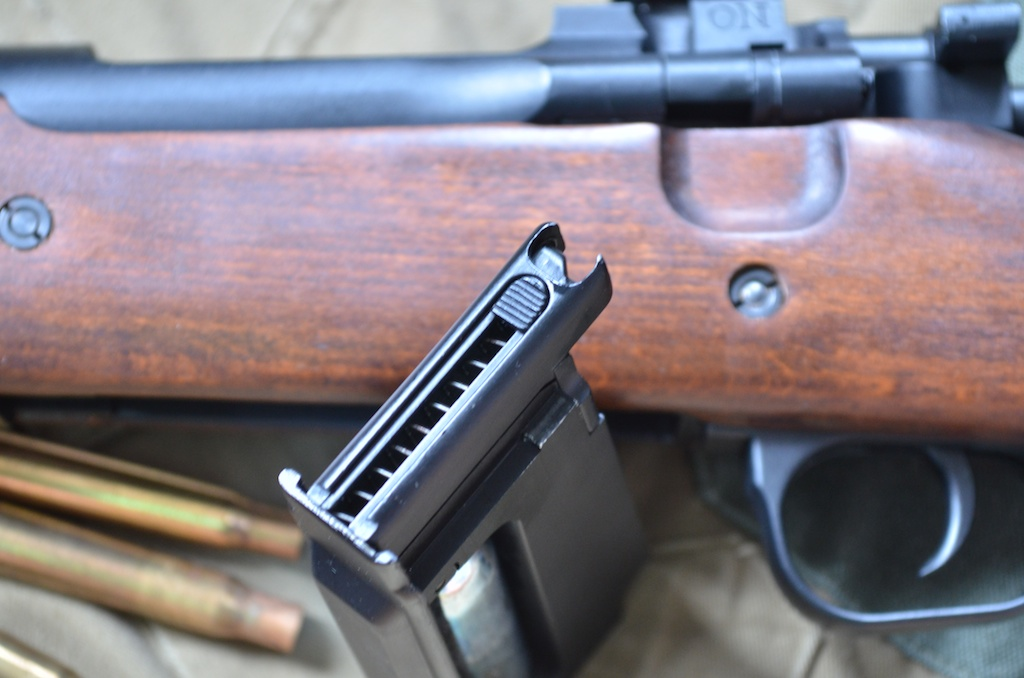 Apple Airsoft Springfield M1903A3 review - Paratrooper be