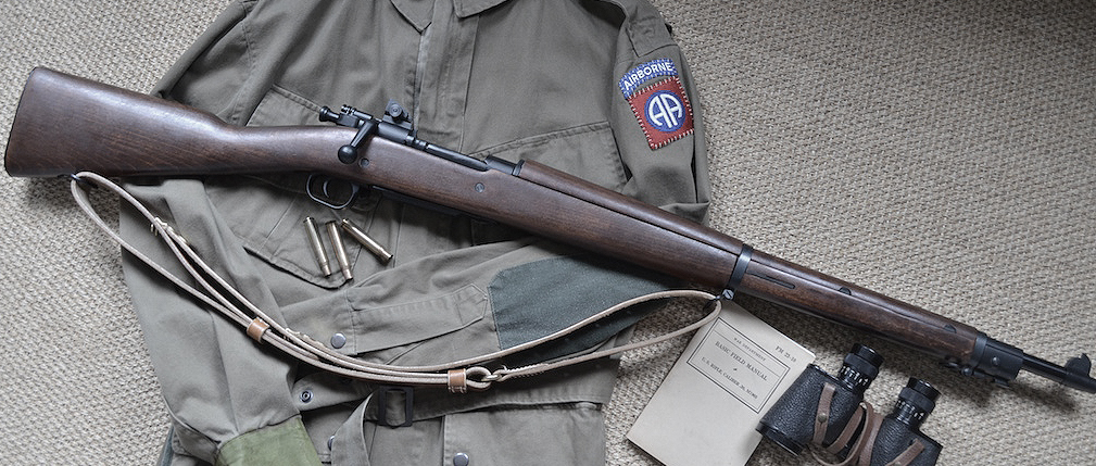 Apple Airsoft Springfield M1903A3