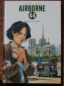Airborne 44, part 4, Philippe Jarbinet