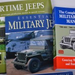 Jeep reference books and manuals