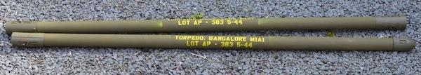 Bangalore torpedo restoration project