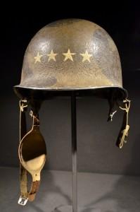 General Maxwell D Taylor paratrooper helmet