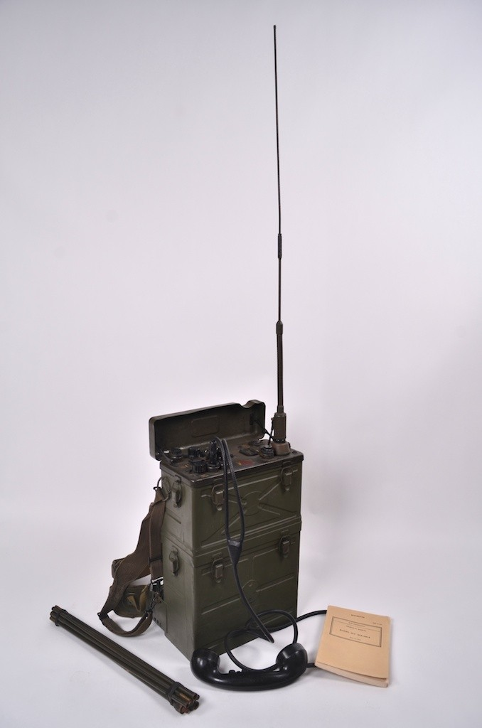 BC-1000 / SCR-300 radio | world war 2 | Pinterest | Radios
