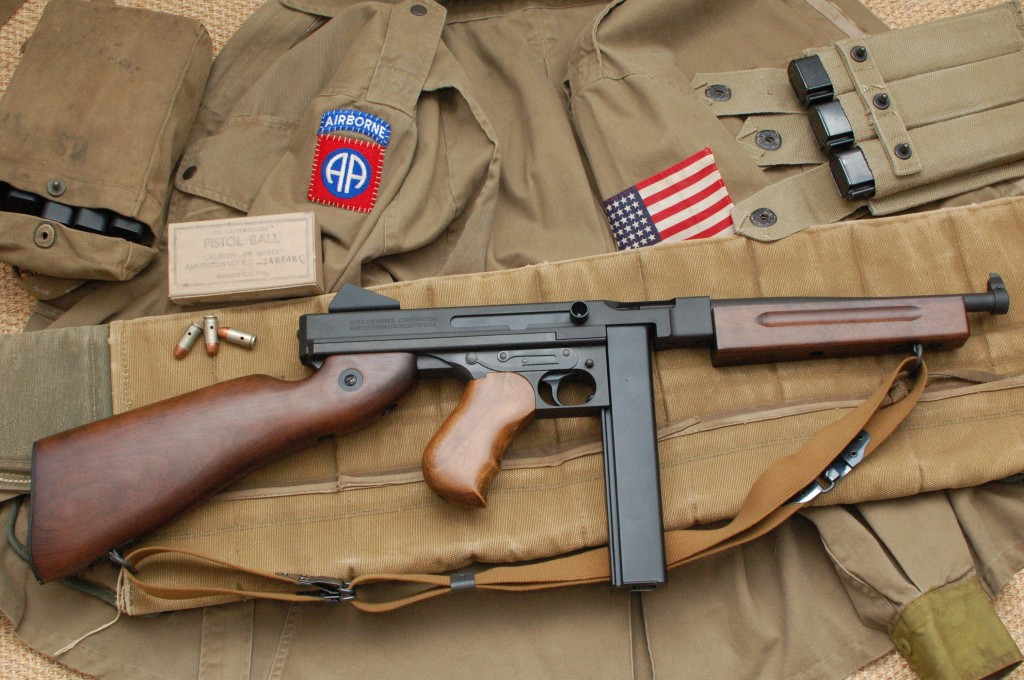 ka-thompson-m1a1-right-side - Paratrooper be