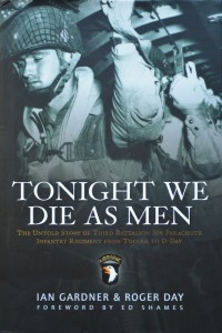 Book review Tonight We Die As Men, by Ian Gardner and Roger Day