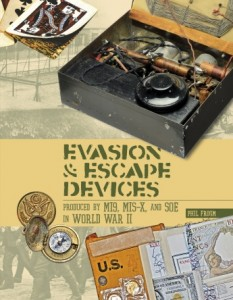 New book Evasion and Escape by Phil Froom at Schiffer Publishing
