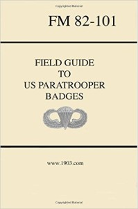 Field Guide to US Paratrooper Badges