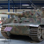 Musee des blindes - Tank Museum