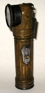 TL-122 1st model flashlight
