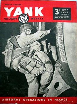 Cover Yank magazine 07/02/1944