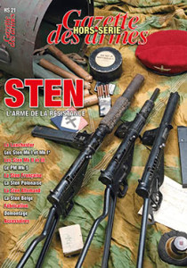 Hors Série Gazette des Armes - STEN gun