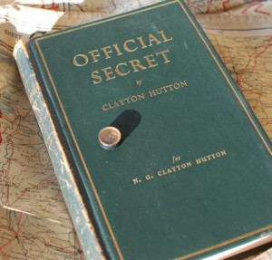 Official Secret book by Clayton Hutton