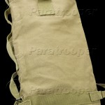 Repro paratrooper bazooka rocket bag back side