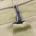 Repro paratrooper bazooka rocket bag hook detail