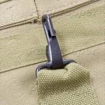 Repro paratrooper bazooka rocket bag hook detail