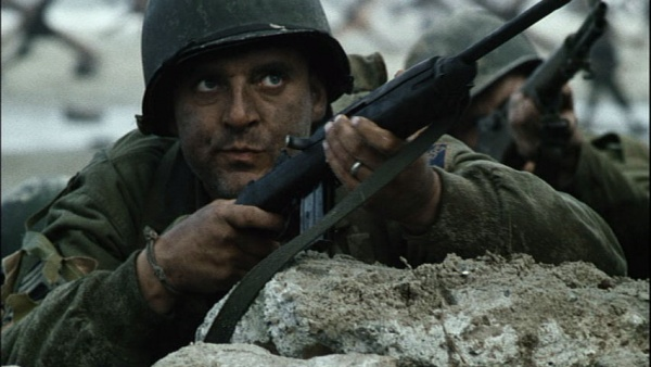 Sgt horvath m1 carbine for Food bar saving private ryan