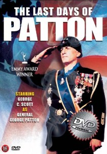DVD The Last Days of Patton